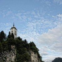 В горах. :: Larisa