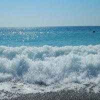 черное море. Абхазия :: Лиза Ворончихина