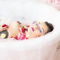 Сладкая ванна :: Марина Благодатская