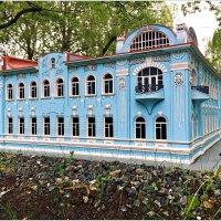 Парк миниатюр. История в архитектуре. :: Валерия Комова