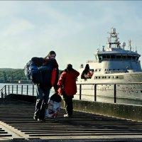 Яхтсмены яхты «Alter Ego». Дома... :: Кай-8 (Ярослав) Забелин