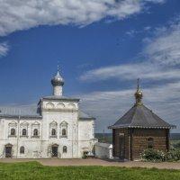 В Свято-Троице-Никольском монастыре :: Сергей Цветков