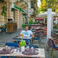 Осень на улицах города... :: Вахтанг Хантадзе