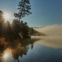 утро на озере Кёк-кель 3 :: Николай Мальцев