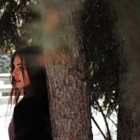 Холод :: Настя Ракун