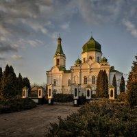 Вознесенская церковь :: Александр Бойко
