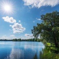 Лето.... :: Сергей Добрыднев