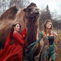 Кай и Марина и Света :: Виктория Гринченко