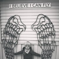 I Believe I Can Fly :: сергей лебедев