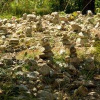 Каменный сад :: Марина Кириллова