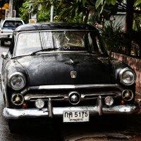 old car :: Сергей Смоляр