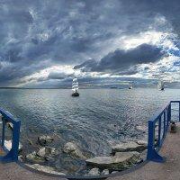 С видом на Море ... :: Aleks Ben Israel