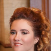 Невеста Настя :: oksana sivtunova