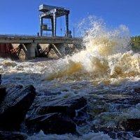 Бурные потоки :: Анжела Пасечник