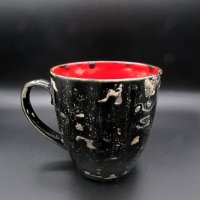 Красно-черная кружка :: Марина Шафеева