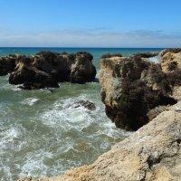 Португалия. Двое на краю земли. :: Лариса (Phinikia) Двойникова