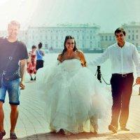 Случайная, чужая свадьба! :: Натали Пам