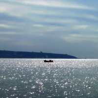 Море серебра... :: Надя Кушнир