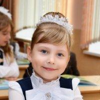 Первый раз в первый класс :: Сергей Хомич