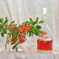 Рябиновое вино :: galina tihonova