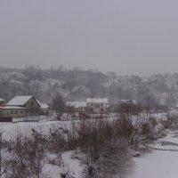 Зима   в   Вовчинце :: Андрей  Васильевич Коляскин