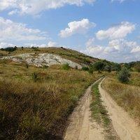 Меловая гора :: Елена Кадиева