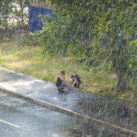 Что нам дождь :: Виталий