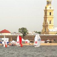 Ветер по морю гуляет и кораблик подгоняет :: bajguz igor
