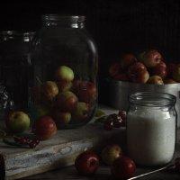 Компот из яблок :: Natalia Furina