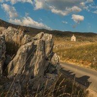 старая церковь в с.Милагора на сeвере Монтенегро :: Олег Семенов