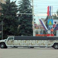 """""""Такса""""на  колесах. :: Виталий Селиванов"""