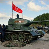Знамя Победы :: Кай-8 (Ярослав) Забелин