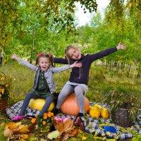 Вооооот так мы любим осень)) :: ТатА ДемИ