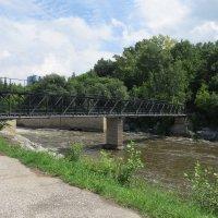 Чугунный мост :: Вера Щукина
