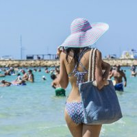 queen of the beach :: Dmitry Ozersky