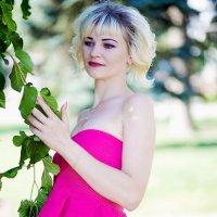 Блондинка :: Viktoria Shakula