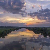 Майский вечер 2014 :: Юрий Клишин
