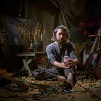 Мастерская художника,-гость... :: Олег Сидорин