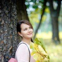Осень в руках... :: Виталий Левшов
