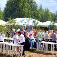 Фестиваль в Хопылёво :: Дмитрий Строганов