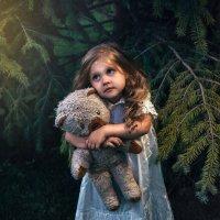 В лесу :: Надежда Антонова