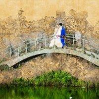 Мост любви... :: Виталий Левшов