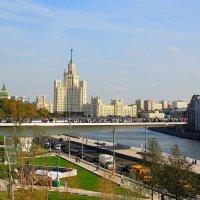 """""""Зарядье"""" - парк в Москве . :: Иван"""