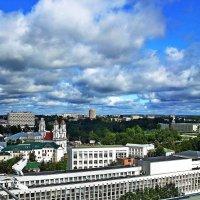 Мне сверху видно все... :: Vladimir Semenchukov