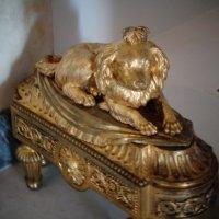 Собачка Пудель, популярная при вдовствующей царицы Марии Федоровны-жены Павлв 1. :: Светлана Калмыкова