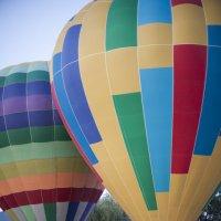 Воздушные шары :: Darina Mozhelskaia
