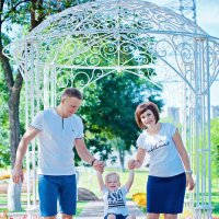 Фотосессия в парке :: марина алексеева