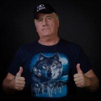ночные волки, это круто! :: Валерий Гудков