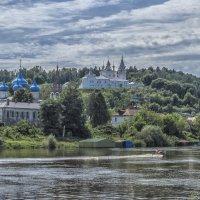 Клязьменский берег :: Сергей Цветков