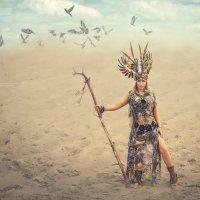 Амазонка :: Olga Burmistrova